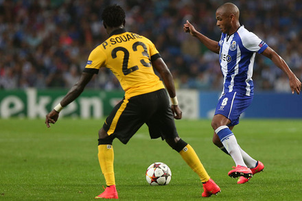 FC Porto v Lille Champions League Play-off 2014/15