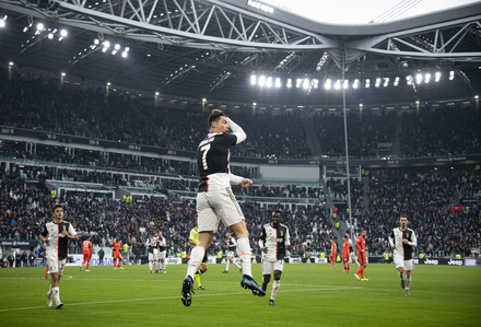 Juventus x Udinese - Serie A 2019/2020