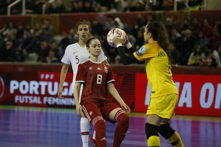 Portugal x Hungria - Amigáveis Seleções Futsal 2019 - Jogos Amigáveis 6bf87a7b87478