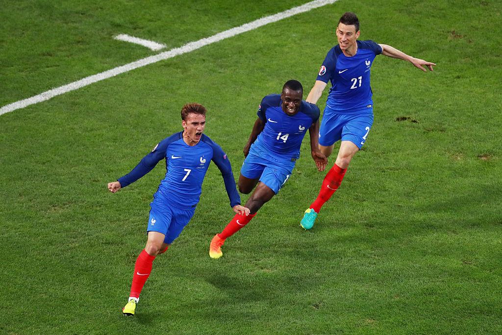 França x Albânia - Euro 2016 - Fase de Grupos Grupo AJornada 2 ... 1a42c127570f3
