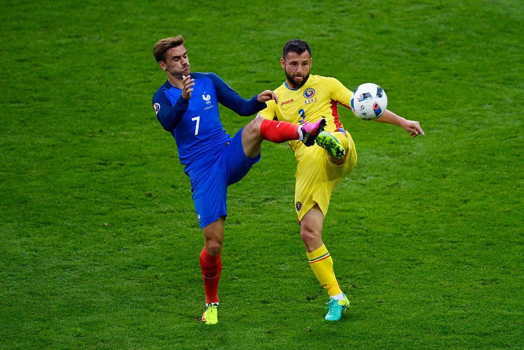 Roménia x Albânia - Euro 2016 - Fase de Grupos Grupo AJornada 3 ... db5fa6e13d71c