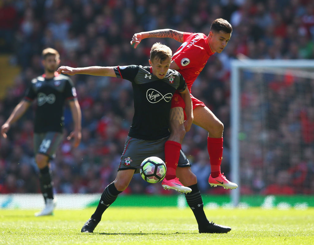 James Ward-Prowse, Philippe Coutinho