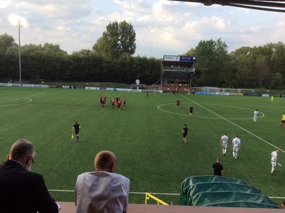 TNS 2-1 Lincoln Red Imps