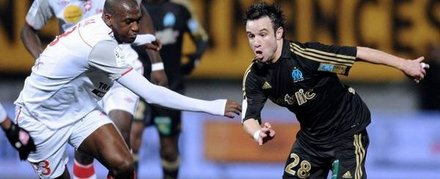 Nancy 1-3 Marseille